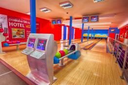 Olsztyn Atrakcja Kręgielnia Olsztyńskie Centrum Bowlingu