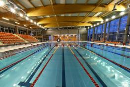 Olsztyn Atrakcja Basen Pływalnia Uniwersytecka