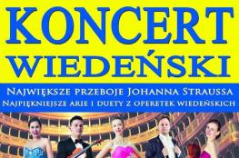 Olsztyn Wydarzenie Koncert Koncert Wiedeński - Artyści Scen Polskich