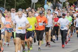 Olsztyn Wydarzenie Bieg IV Ukiel Olsztyn Półmaraton