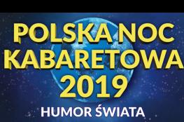 Olsztyn Wydarzenie Kabaret Polska Noc Kabaretowa